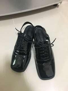 🚚 牛津鞋 平底鞋 娃娃鞋 漆皮鞋 正韓 韓國代購