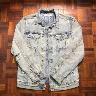 H&M Denim Jacket #FEBP55