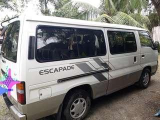 2014 Nissan Urvan Escapade