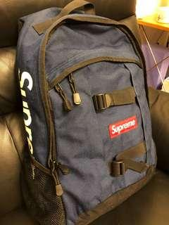 Supreme backpack 90%新