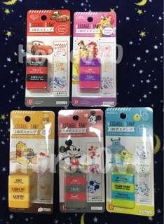 [包平郵] Disney Message Stamp 日版迪士尼公仔印章