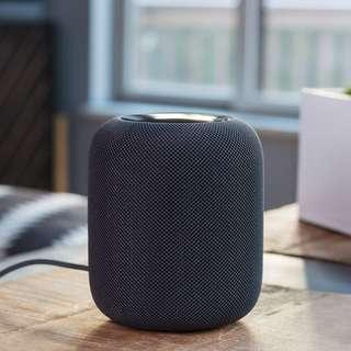🚚 Apple HomePod - Smart Speaker & Home Assistant