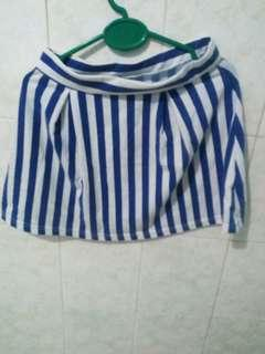 Preloved rok salur
