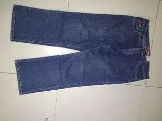 Woman's pants jeans