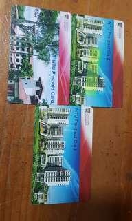 🚚 NTU AIRCON CARDS
