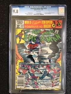 Spider-Man CGC 9.8 comic rare hot toys marvel sale reduced price