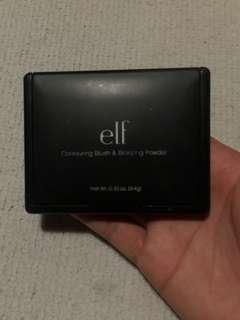 Contour and Blush Compact ELF