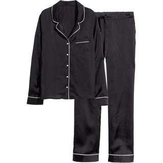 H&M Satin Silk Pyjama Sleepwear Nightwear (Pant only)