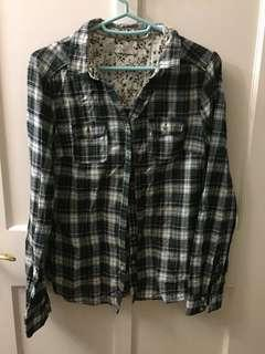 Springfield Checkered Top