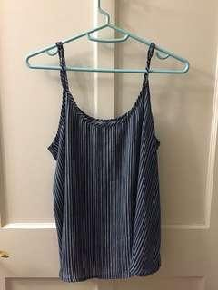 Cotton On Striped Camisole