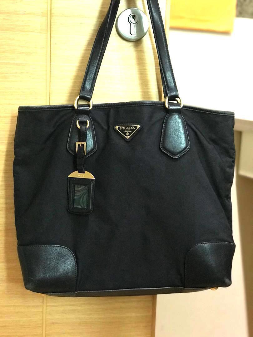 30ddeb2b9d Authentic Prada Ladies soft shoulder bag, Women's Fashion, Bags & Wallets,  Handbags on Carousell