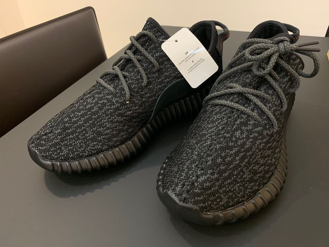 43f0649f89b95 Pirate Black Adidas Yeezy Boost 350