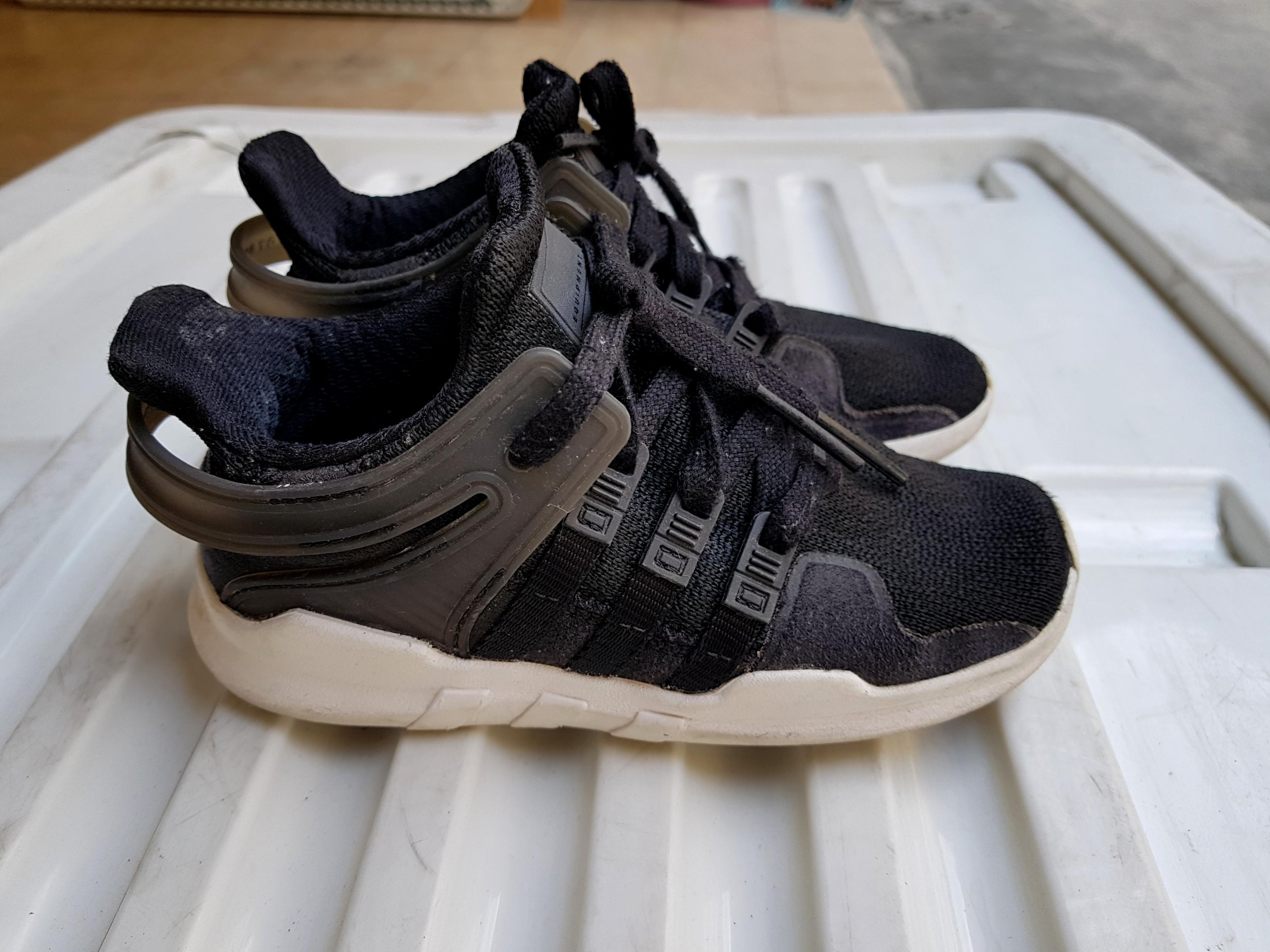 buy popular 2fb29 4c8c7 Adidas EQT Support (toddler) 11K on Carousell