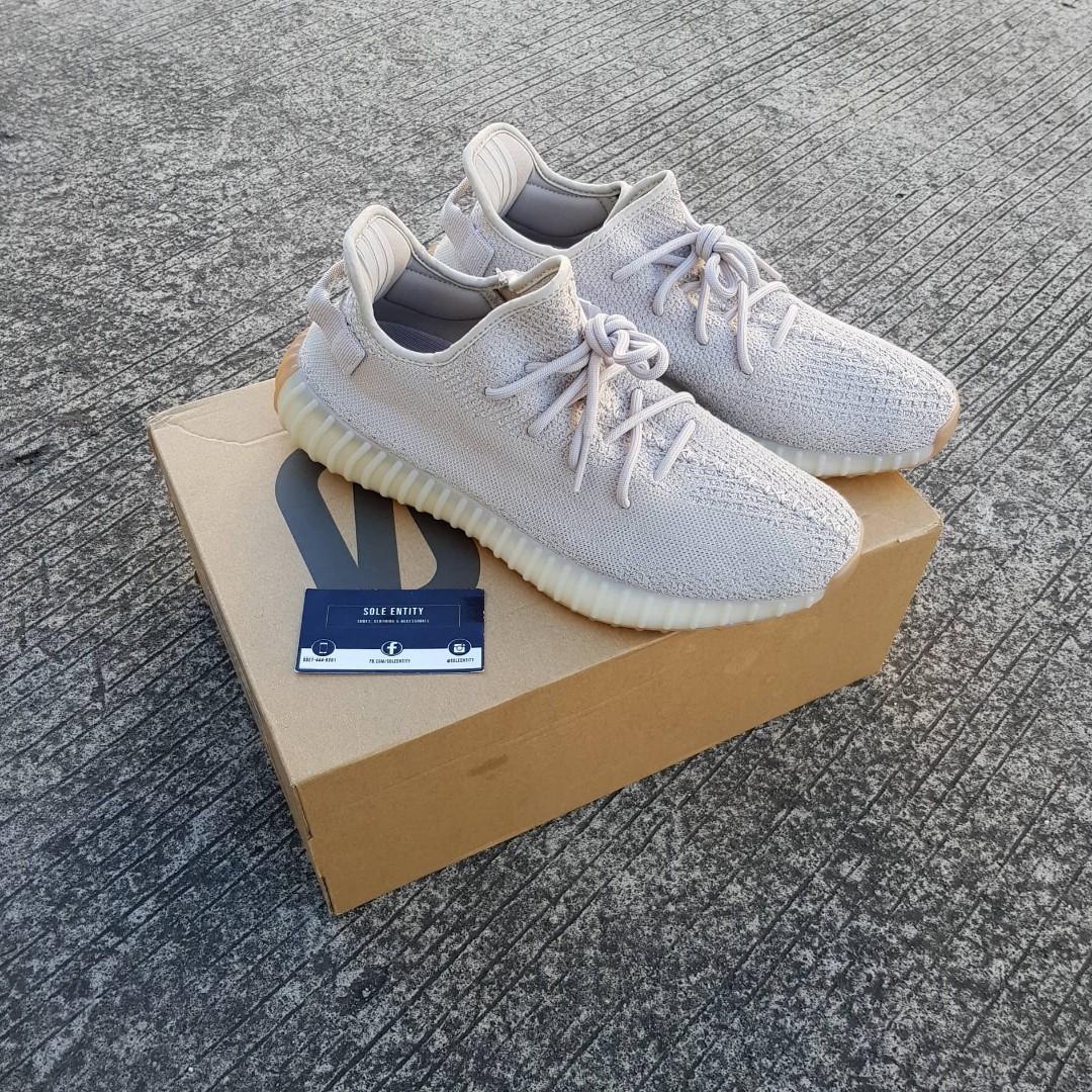 009845e17 Adidas Yeezy 350 v2.0 - Sesame