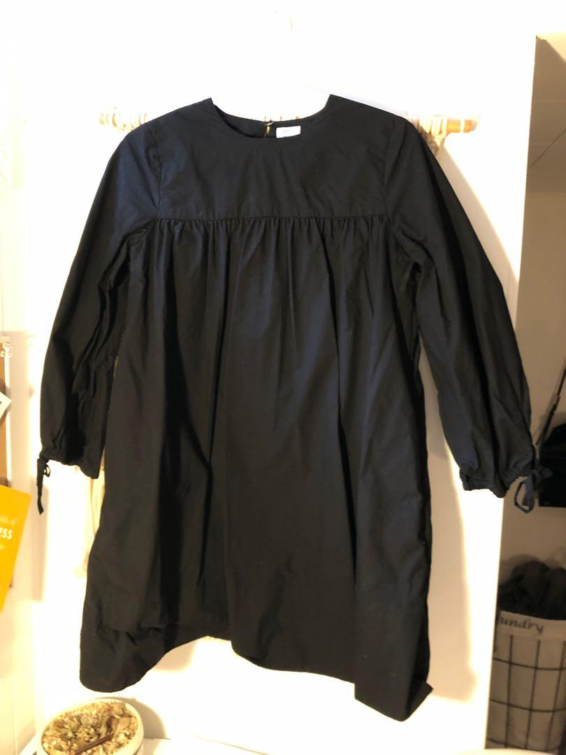 Aritzia Wilfred babydoll dress