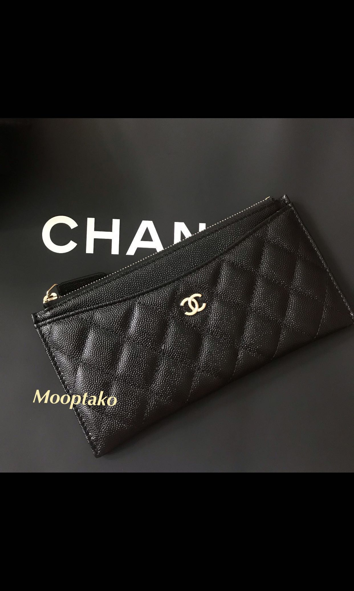 97eb9dd2115f Authentic Chanel Classic Flap Wallet/ Pouch, Luxury, Bags & Wallets ...