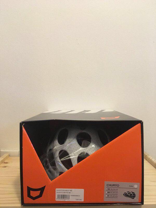 Brand new in box Catlike Chupito Helmet  - Size S (54-56cm)