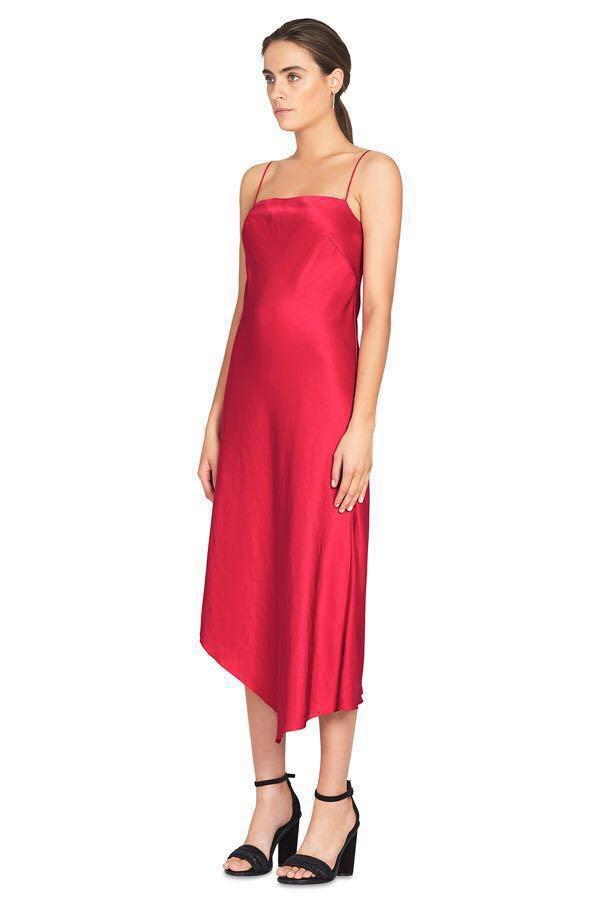 Camilla and Marc Sirocco Slip Dress Raspberry For Rent