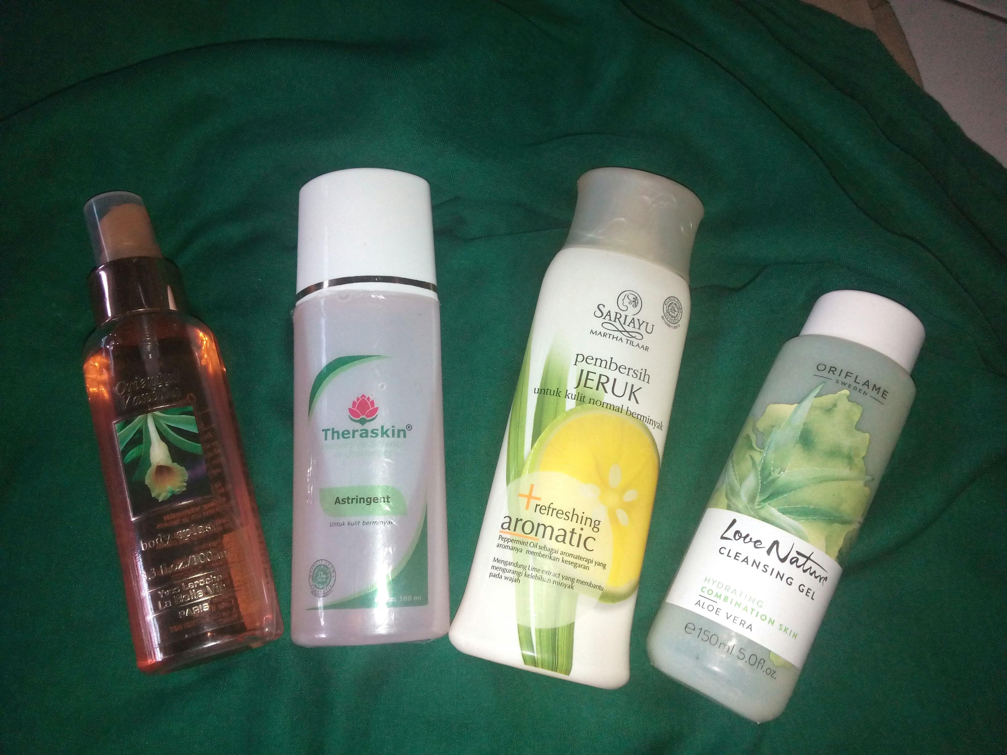 Choose Your Make Up 'n Skincare, Dear;)