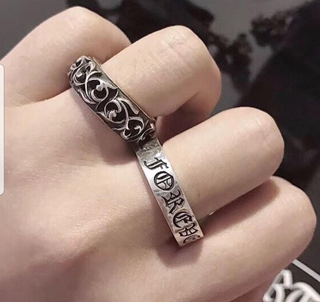 eb925fe1f469 Chrome Hearts Silver Ring