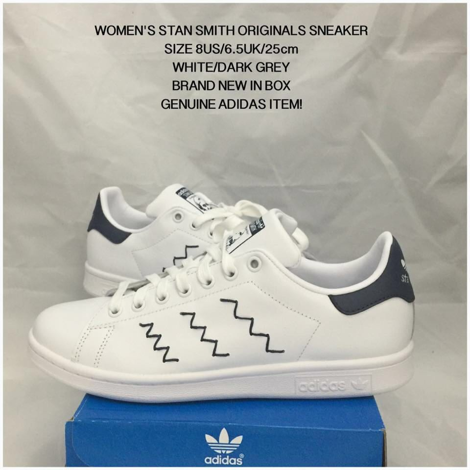 CLEARANCE SALE!!! Adidas Originals Stan Smith Sneaker 915602ae83