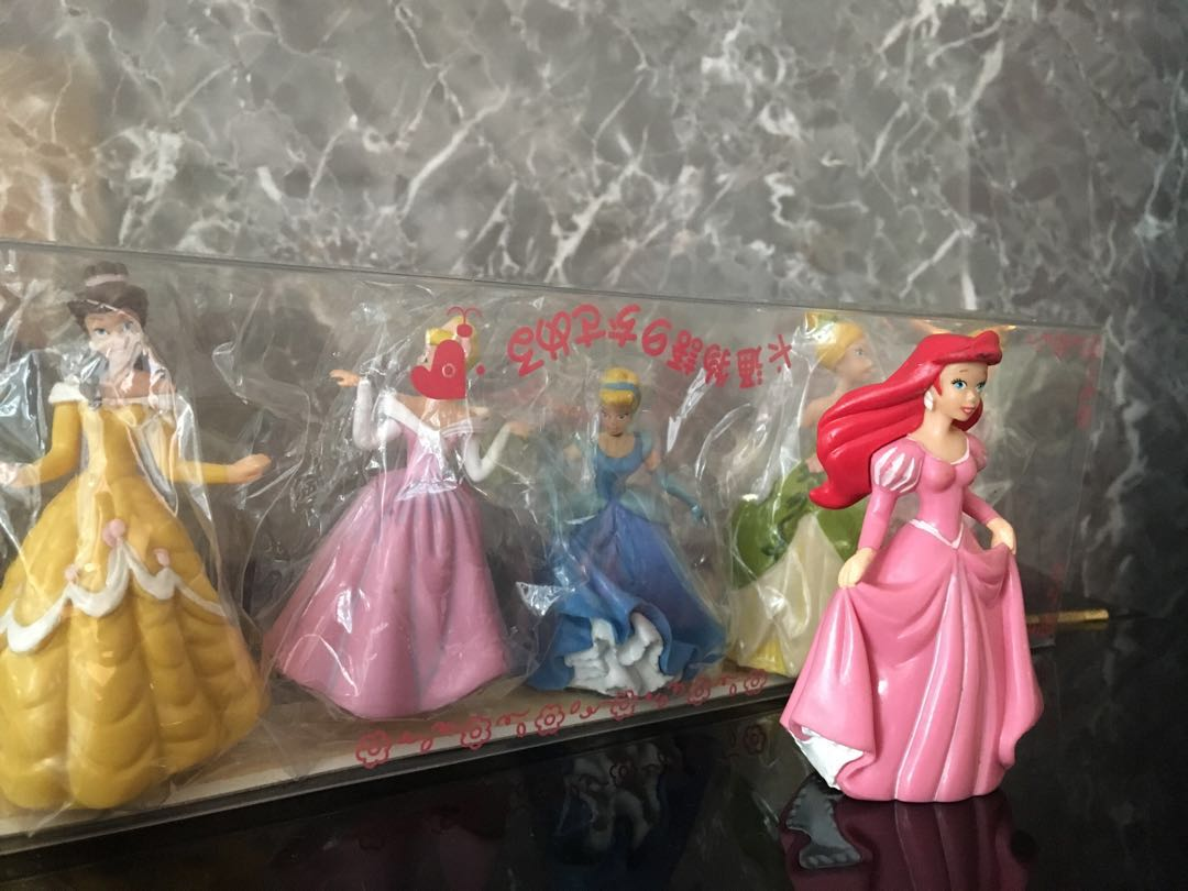 Dolls, Clothing & Accessories Disney Princess Snow White & The 7 Dwarfs Dolls Play Set Less Expensive