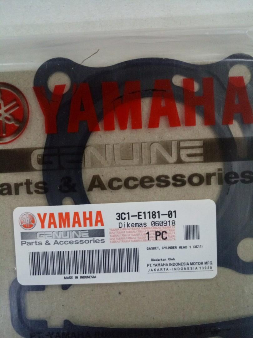 Fz150 Block & Piston, Motorbikes, Motorbike Accessories on