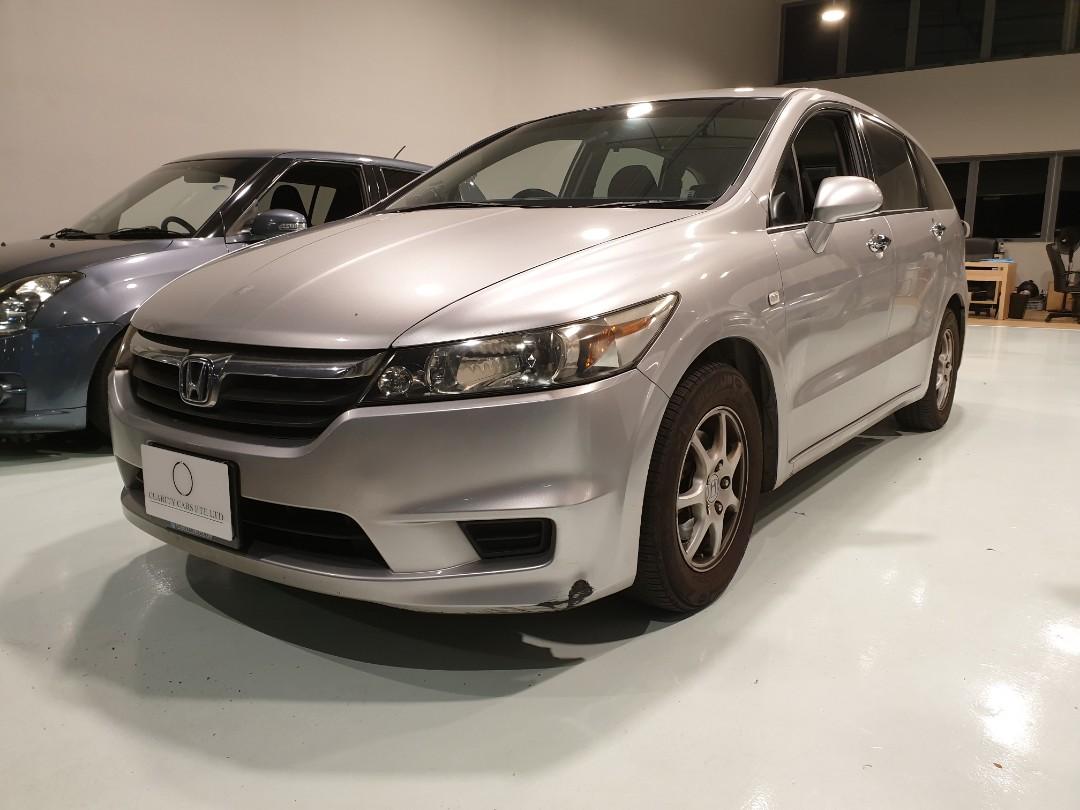 Honda Stream 1 8 i-VTEC Auto, Cars, Cars for Sale on Carousell