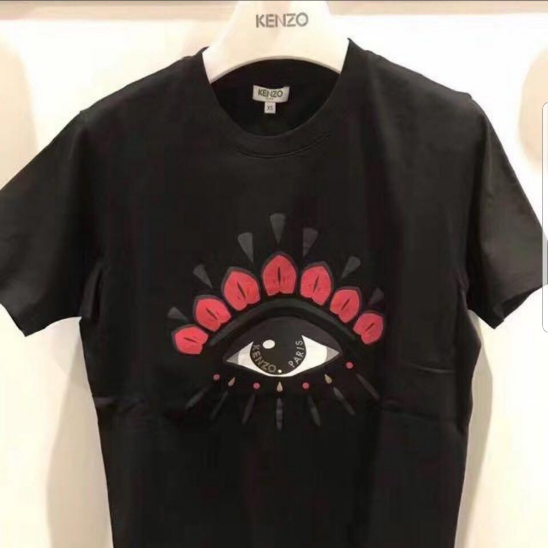 f8fca8cea4 INSTOCK) KENZO EYE T-SHIRT, Men's Fashion, Clothes, Tops on Carousell