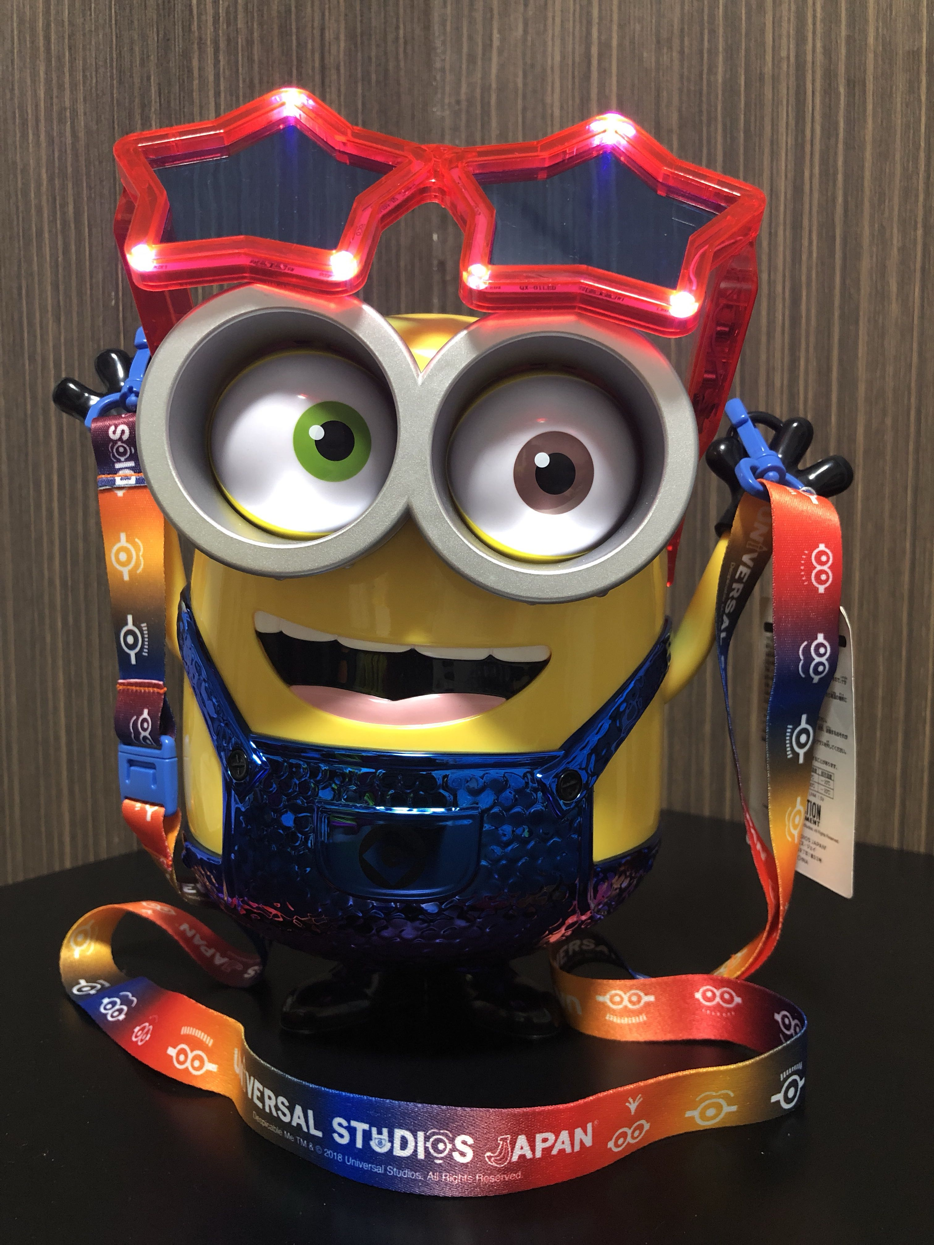 Universal Studios Japan Minion Assorted Plastic Case USJ