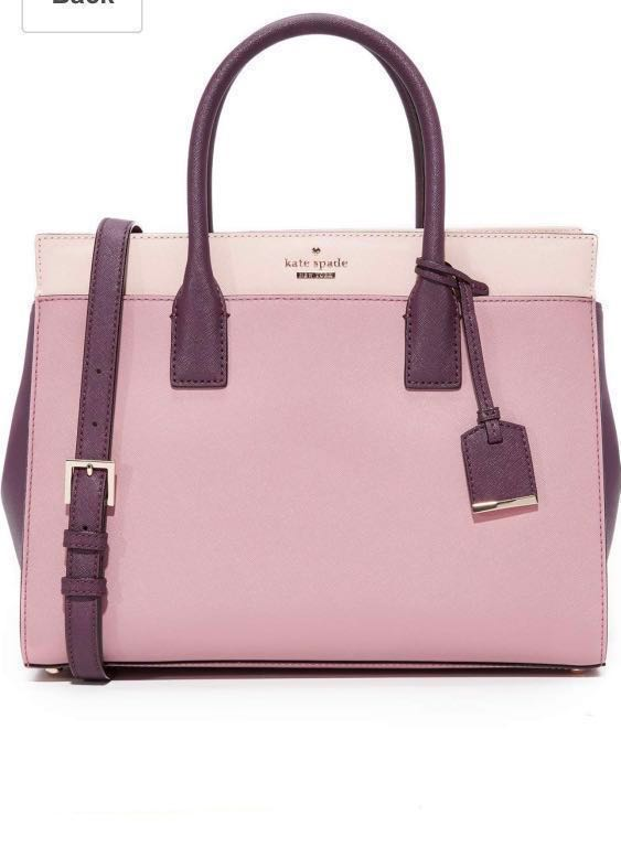e4541c8a3a Kate Spade New York Cameron Street Candace Satchel Bag