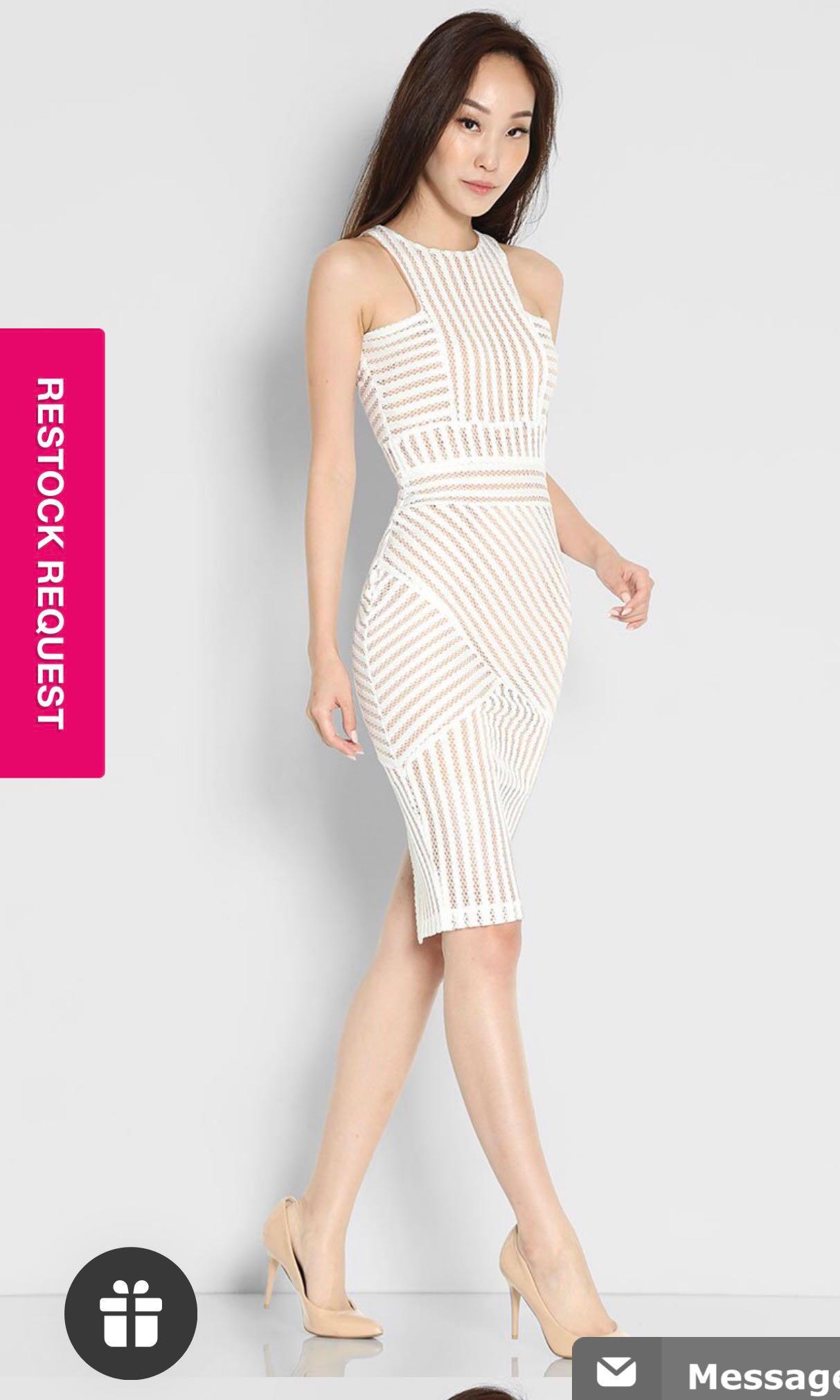 2e6ca826de86 Lara j ilaria nude dress, Women's Fashion, Clothes, Dresses & Skirts ...