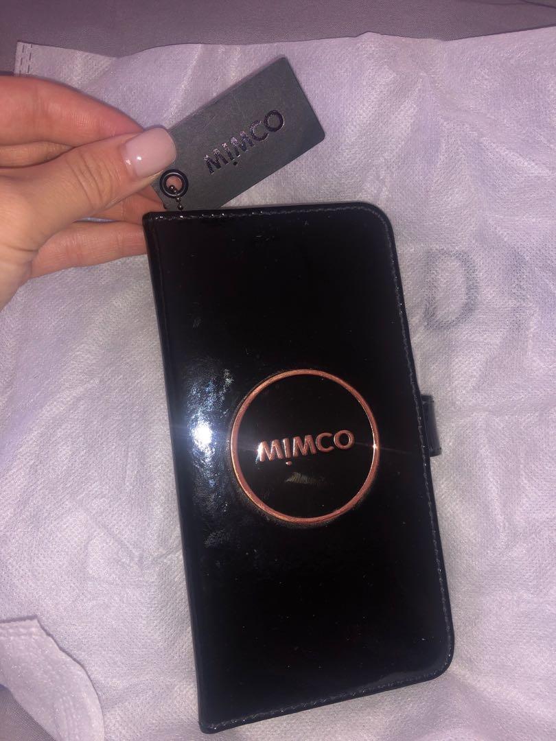 Mimco iPhone 7 Plus case