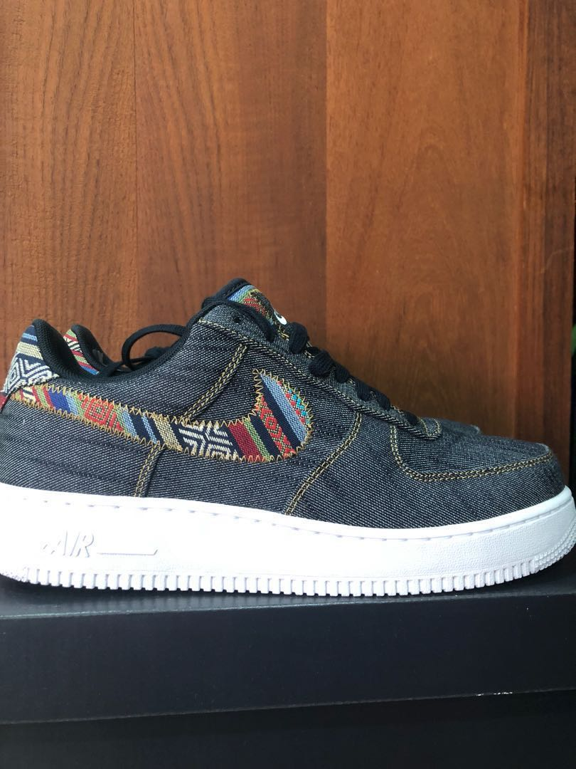 buy popular f3322 ad9a7 Nike Air Force 1 Afro Punk, Men s Fashion, Footwear, Sneakers on ...