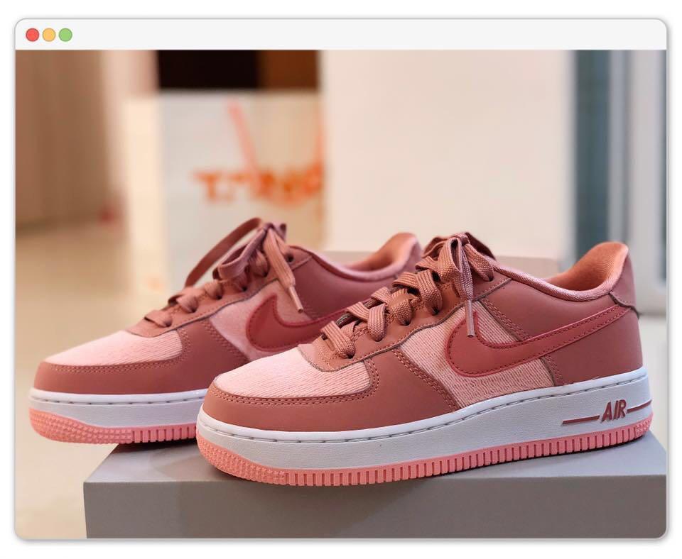 Nike Air Force 1 Rust Pink, Women's