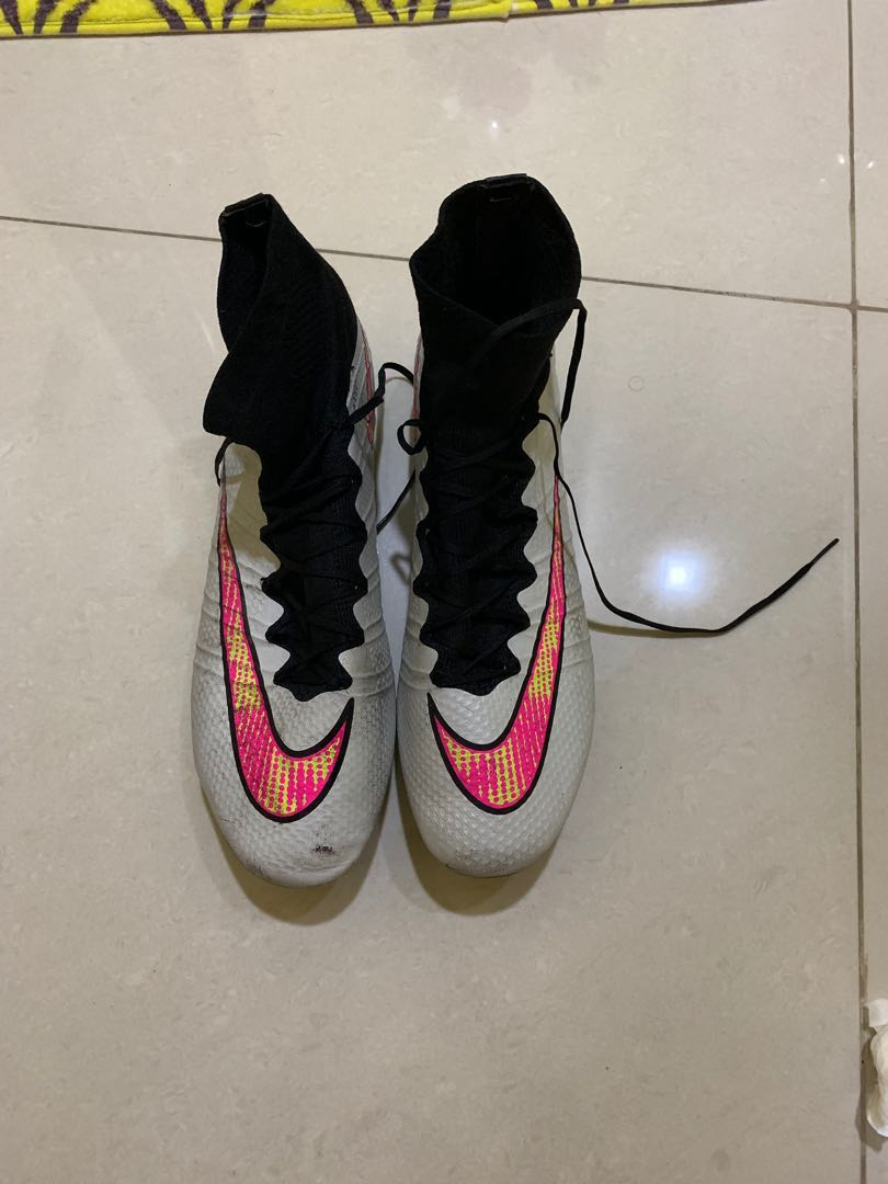 new concept c5454 ebe69 Nike Mercurial Superfly FG Inspired
