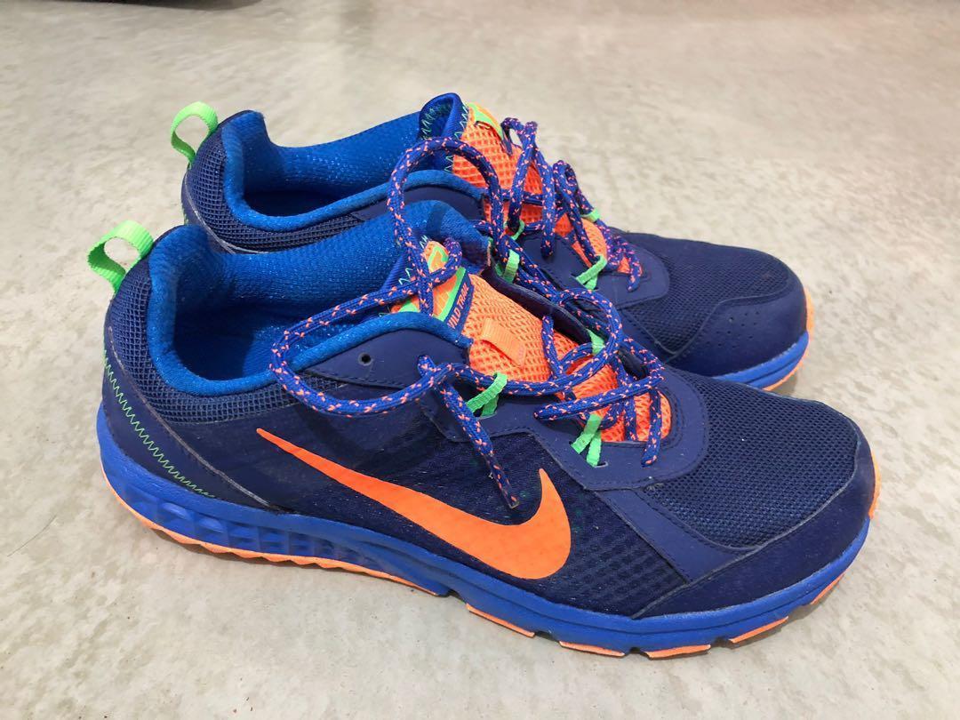 the latest de149 9c2e2 Nike wild trail us11 uk 10, Sports, Sports Apparel on Carousell