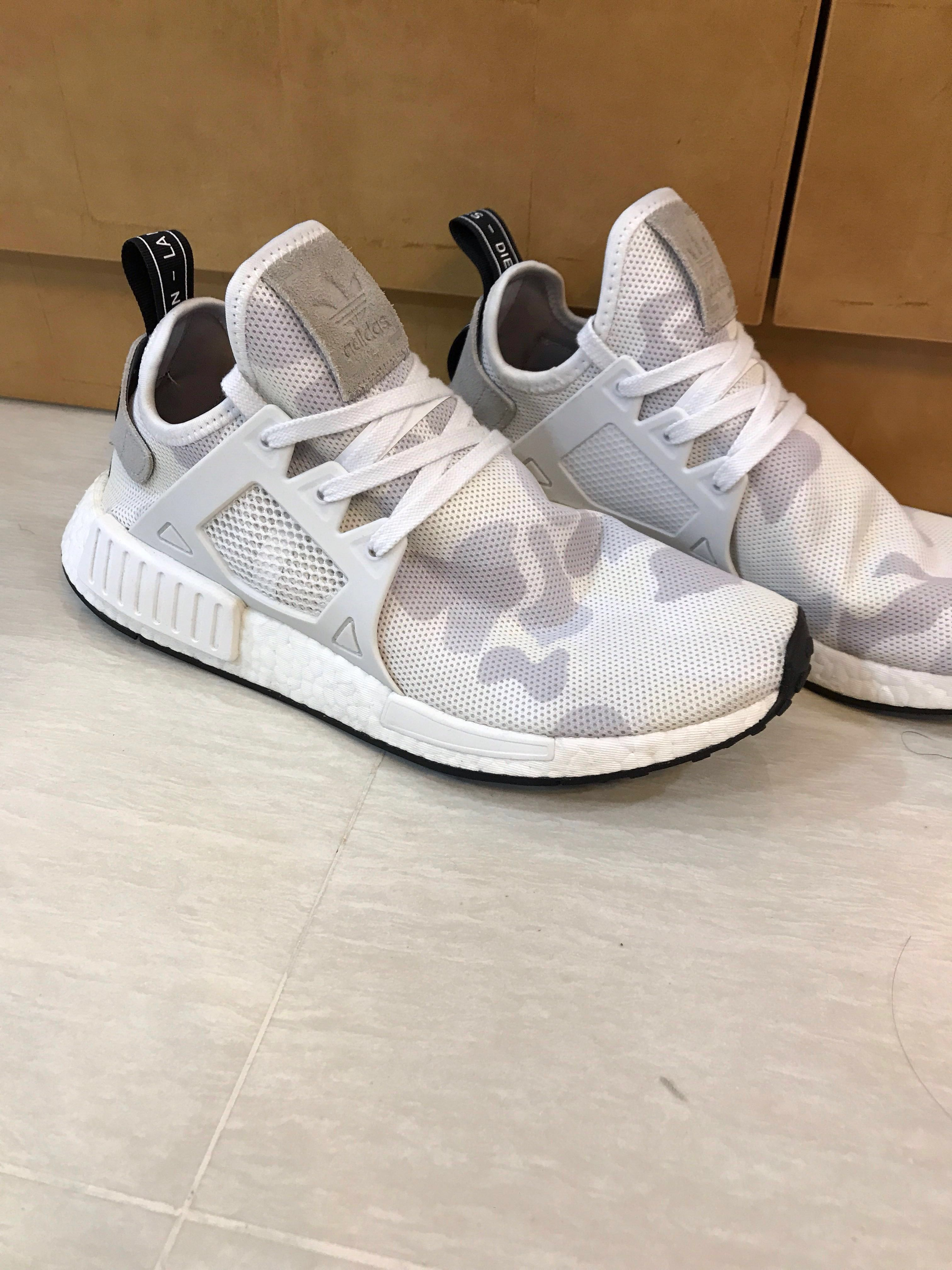 competitive price d5c08 52bbf Nmd XR1 Duck Camo, Mens Fashion, Footwear, Sneakers on Carou