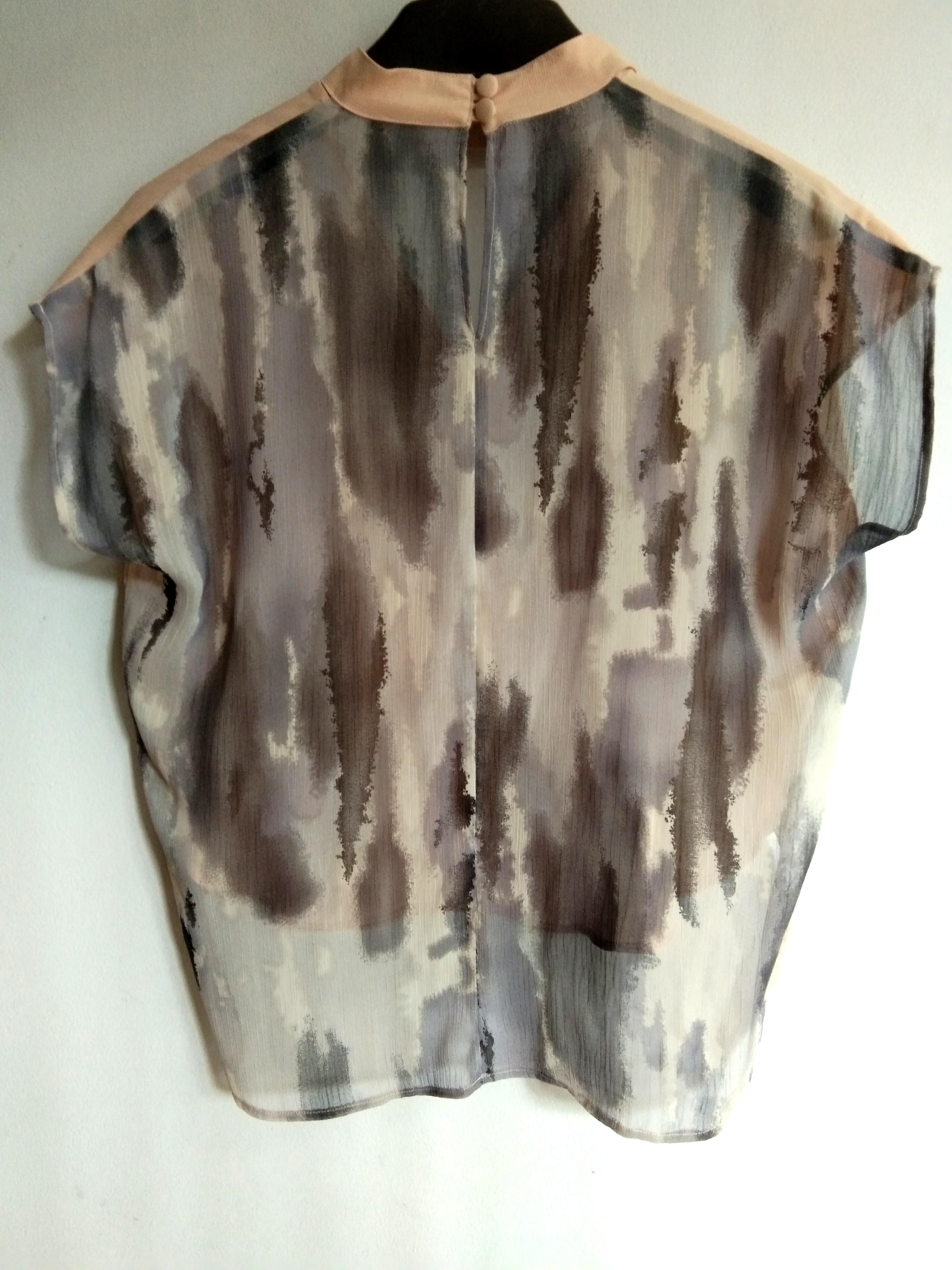 Nude Two Sides Top