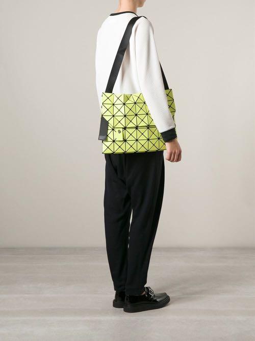 NWT Issey Miyake Bao Bao Prism Messenger Bag 5607ac280f0d0