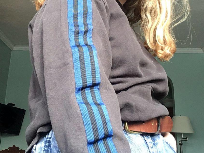 Rare vintage adidas sweater