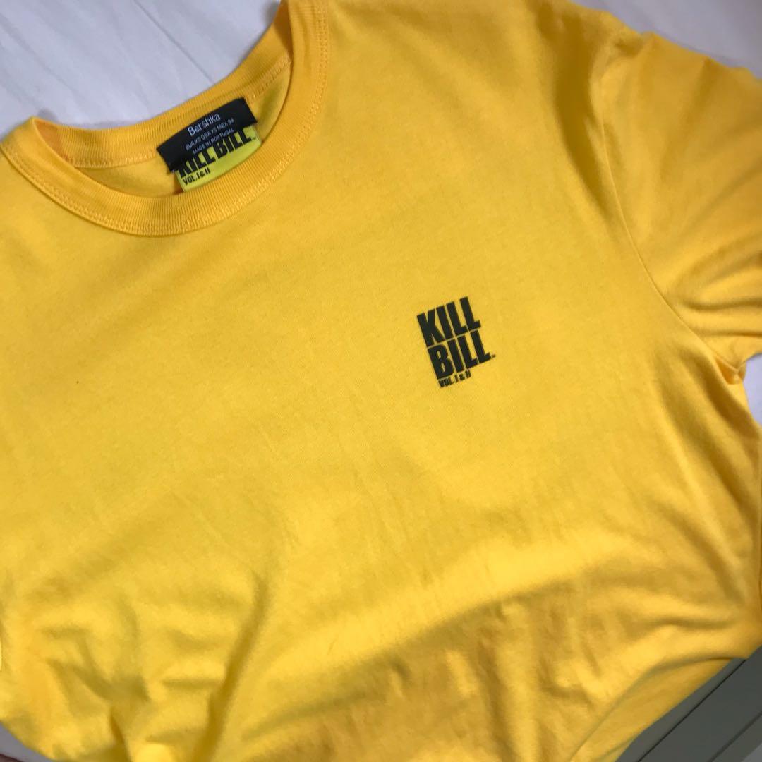 c823f523631 Rare Vintage T-Shirt from Bershka(kill bill), Men's Fashion, Clothes ...