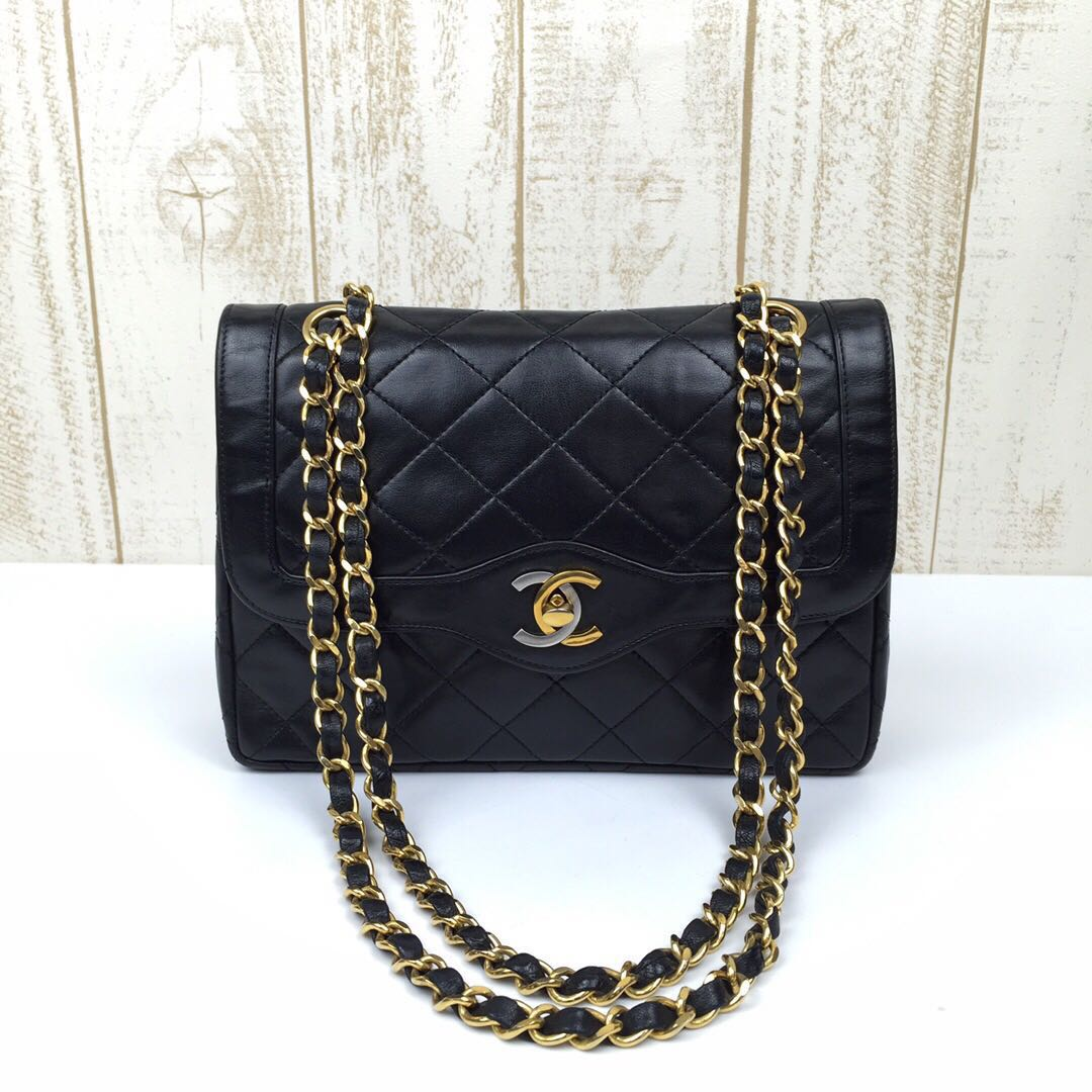 8a2e2a046d61 Reserved  Chanel Two Tone CC Flap