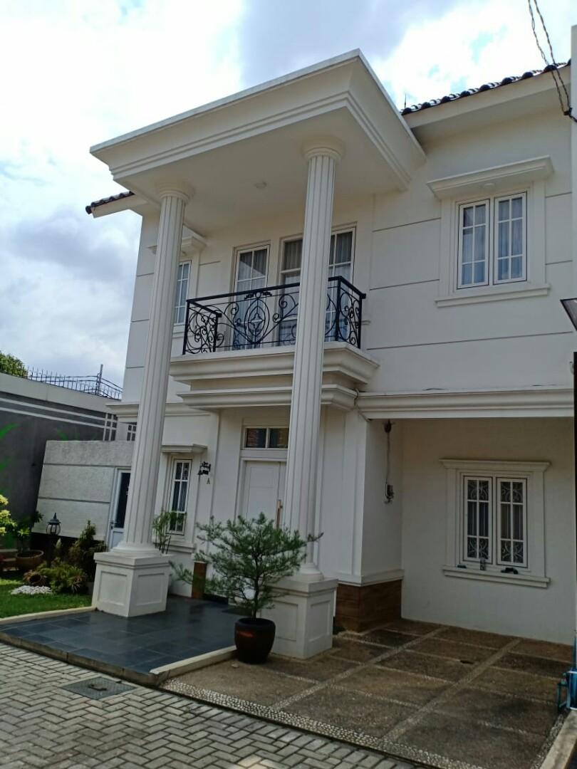 Rumah Minimalis Eropa 2 Lantai Situs Properti Indonesia