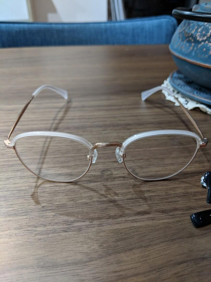Stylish black and pink frames Oscar Wylee Glasses New x 2