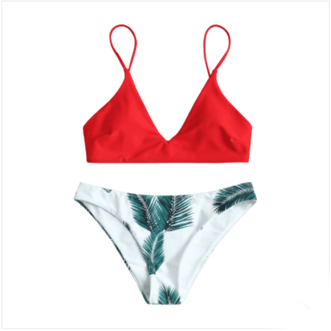 Affordable Swimsuit - Leaf 223491a89