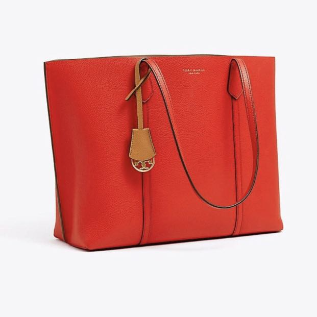 7be32732bfa Tory Burch Perry Triple-Compartment Tote