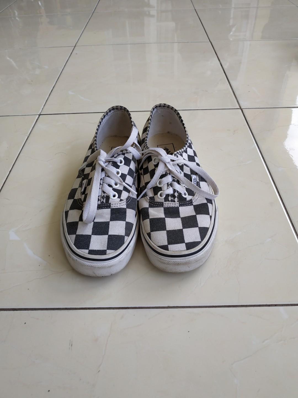 Vans authentic mix checker