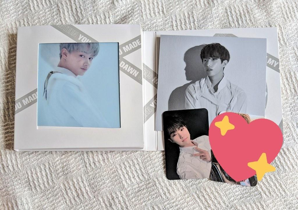 WTT You Made My Dawn All 3 Versions