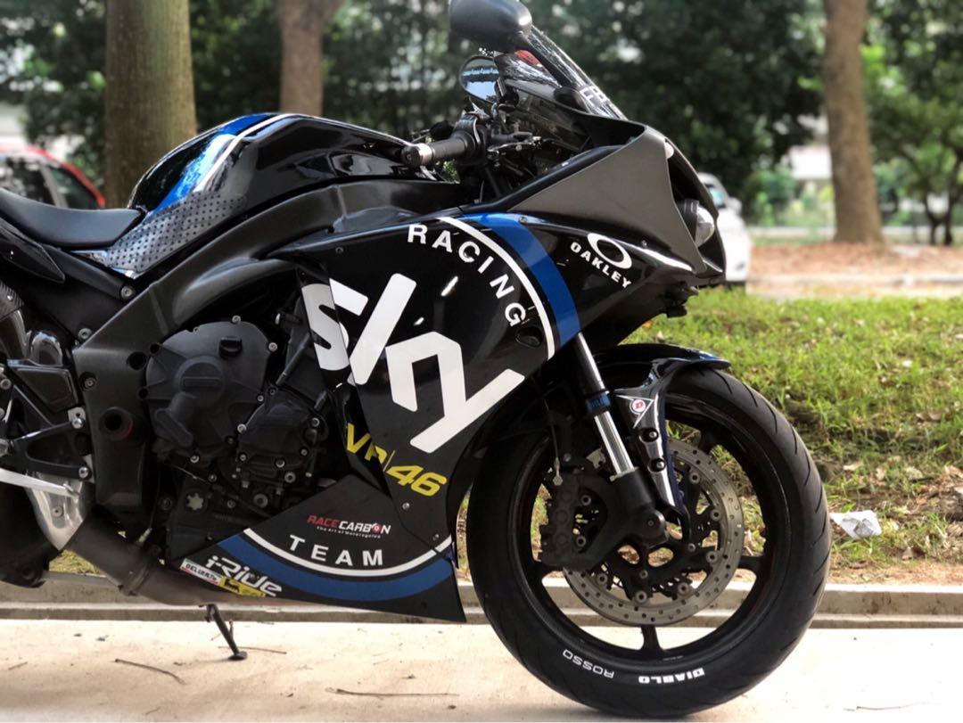 Yamaha YZF-R1' 2012-2014 Fairing/RaceFairing for Sale/Pre